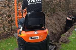Riool aanleg Den Bosch 3